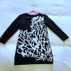 junior Gaultier Sweater Dress